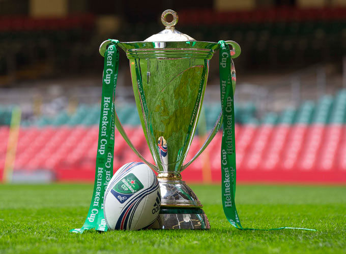 Heineken Cup semi-final dates and venues confirmed
