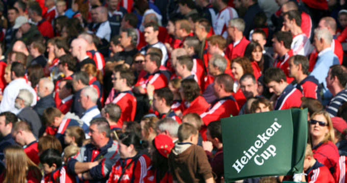Northampton v Munster, Saturday, 21st January 2012