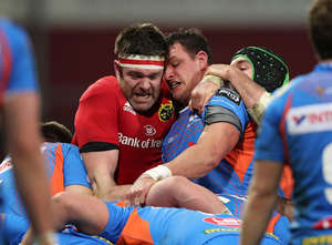 In Pics: Munster v Scarlets