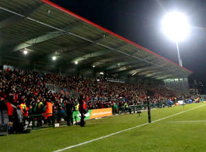 Complimentary Ticket To PRO12 Match In Irish Independent Park