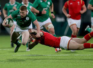 Six Munster Players Named For Ireland U20s