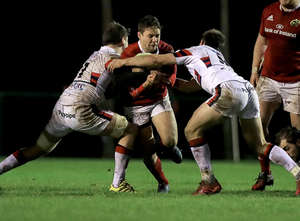 Highlights & Pics: Munster A v Doncaster