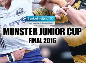 Cork Con & Young Munster To Meet In Munster Junior Cup Final