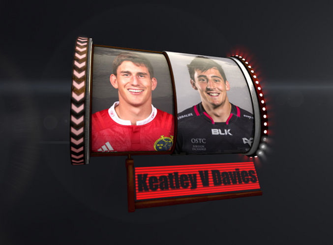 Video: Keatley & Davies Head To Head