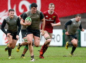 Five Munster Players Named For Ireland U20s