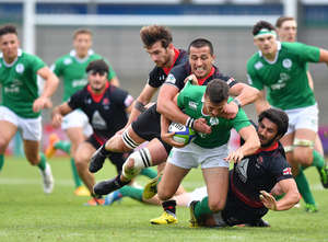 Ireland U20s Secure Semi Final Spot