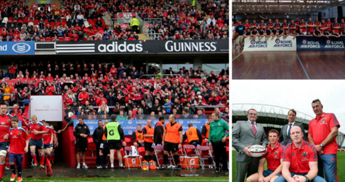 Latest videos added to the Munster View