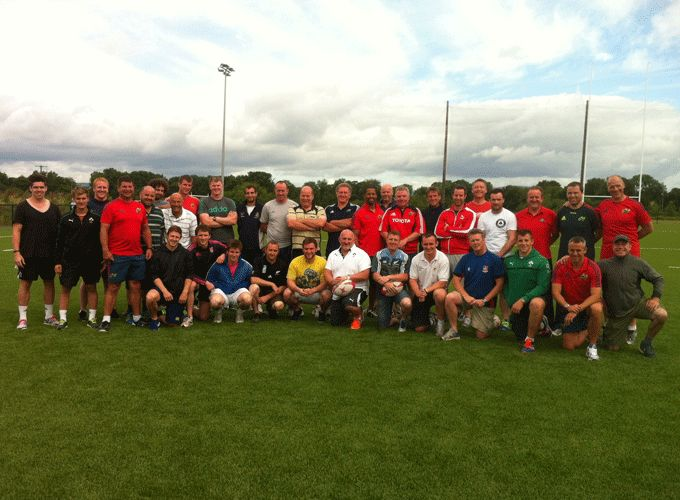 Munster coaches and tutors pictured at the Level 1 Coaching Course in UL last week-end.