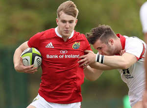 Four Changes For Munster U19s