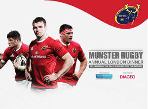 Munster Rugby London Dinner 2016