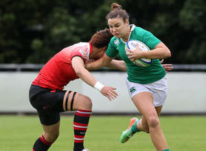 Ireland Women's Sevens Move Up To Fourth