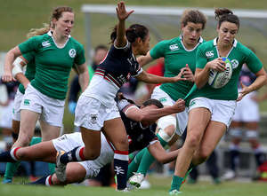 Cronin & Galvin Return To The Ireland Women's 7s Squad