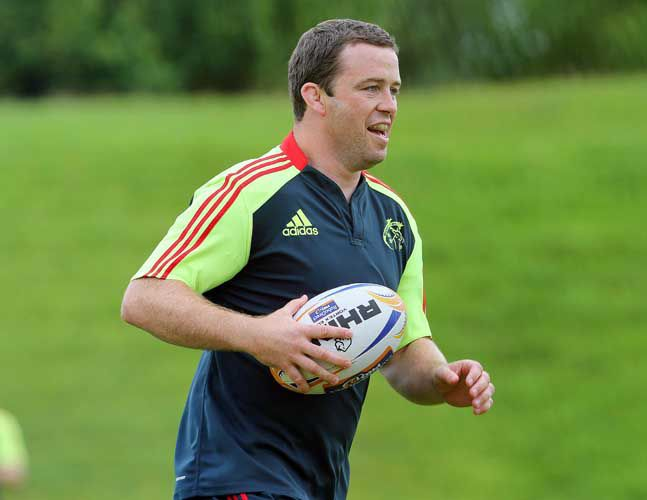Marcus Horan - IRUPA Player Development Manager