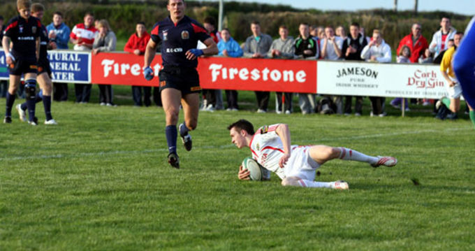 Munster A Overcome Russian Challenge
