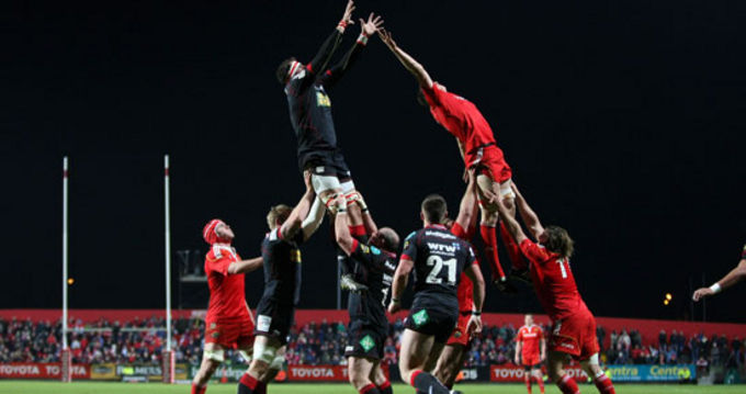 Too close for comfort the last time - Munster defeated Scarlets only by one point in Musgrave Park in November
