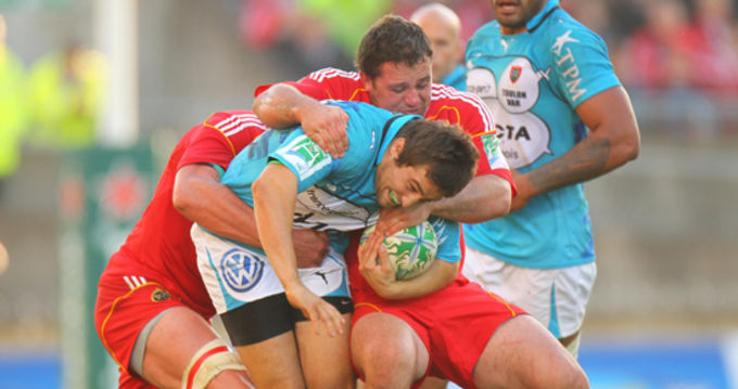 Next up for Munster in the Heineken Cup - Toulon away
