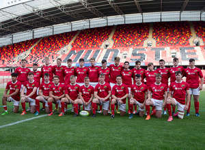 Winning Start For Munster U18 Schools