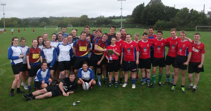 Munster Colleges participants pictured at CIT