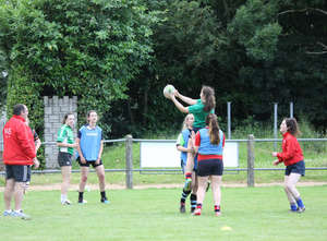 Season Kicks Off For Munster Under 18 Girls