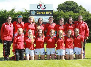 Under 18 Girls 7s Interpro Blitz Day A Great Success