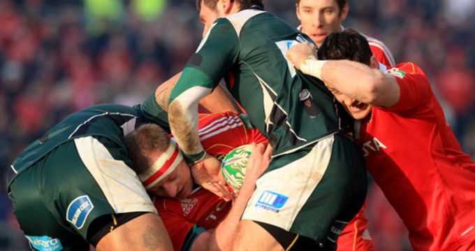 Munster take on London Irish in Thomond Park in August
