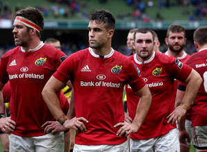 Munster Fail To Fire In Leinster