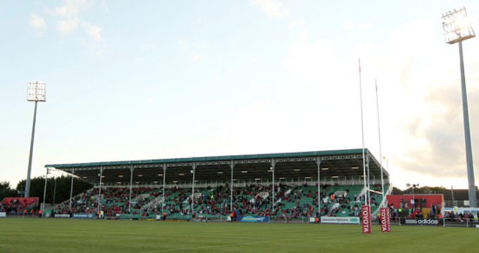 Musgrave Park to host pre season friendlies