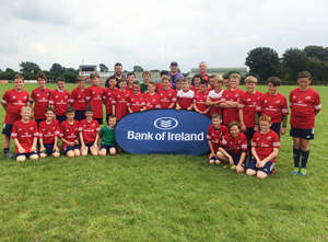 In Pics: Munster Players Visit CSN & Nenagh Summer Camps