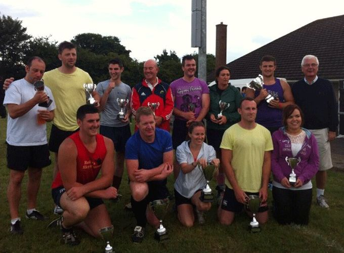 2013 Tag Rugby Winners at the annual Ruck & Roll Tag Rugby Festival in Nenagh Ormond RFC