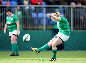 Briggs Leads Ireland Women To Perpignan