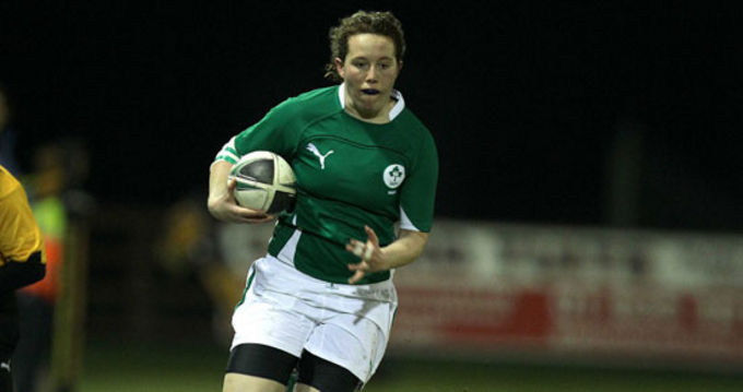Niamh Kavanagh returns to the starting XV