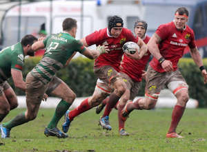 Munster Just Edge It In Treviso