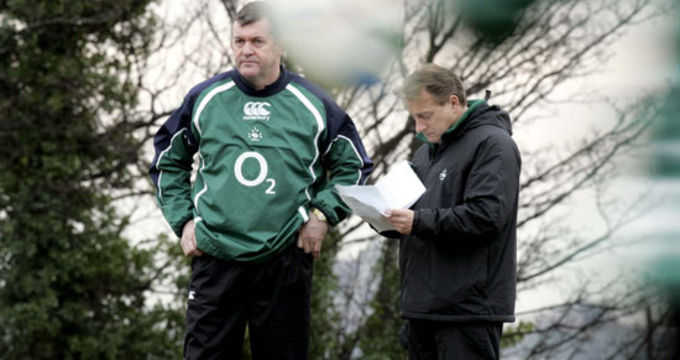 Irish Coaches