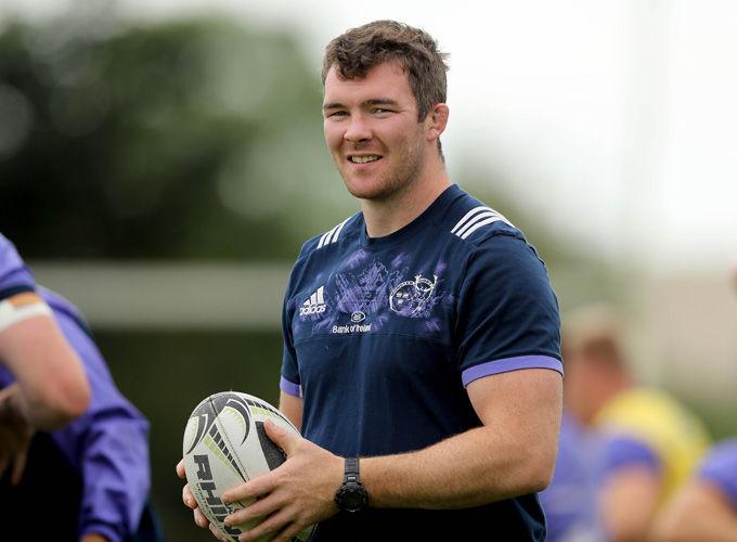 Il Munster conferma il suo leader: Peter O'Mahony sarà ancora il capitano