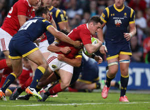 Video & Pics: Munster V Worcester