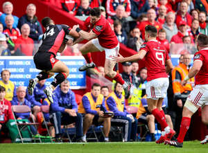 In Pics: Munster V Edinburgh