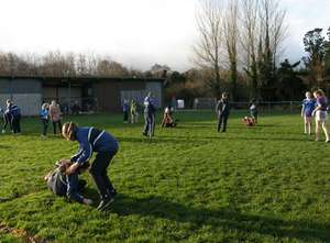 Rugby Day For Tralee Girls