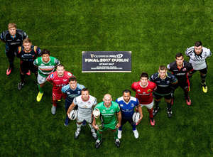 Aviva Stadium To Host 2017 Guinness PRO12 Final