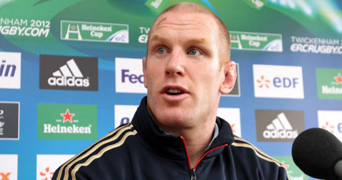 Paul O'Connell gives his post match reaction at Thomond Park