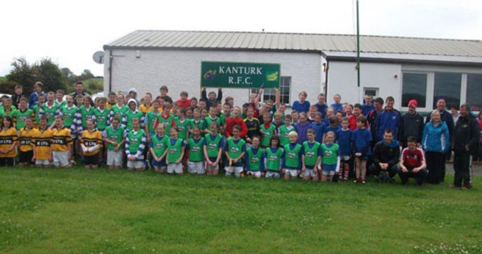 Play Rugby Participants At Kanturk RFC