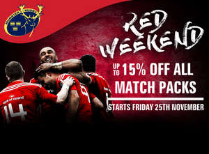 The Red Weekend Is Here!