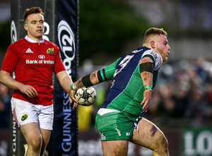 Munster Come Undone In Connacht