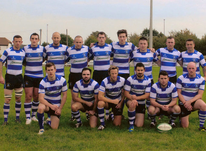 St Mary's RFC, Transfield Cup Winners 2013/14