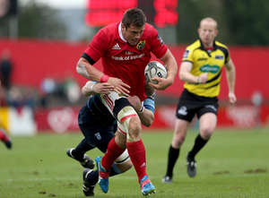 Stander Nominated For IRUPA Player Of The Year
