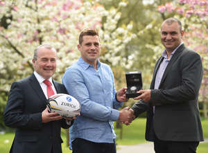 Stander Voted IRUPA Players' Player Of The Year