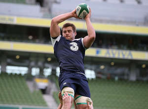 Stander To Start Against Wales