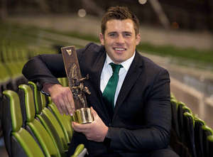 Stander Honoured At Rugby Writers Awards