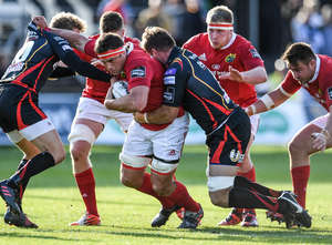 Video & Pics: Munster V Dragons