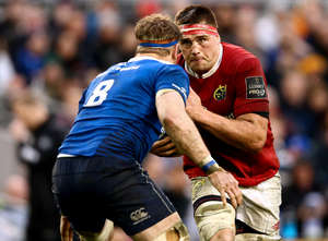 Video: PRO12 Profile - CJ Stander
