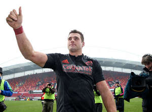 Red Army Roar Inspires At Thomond Park